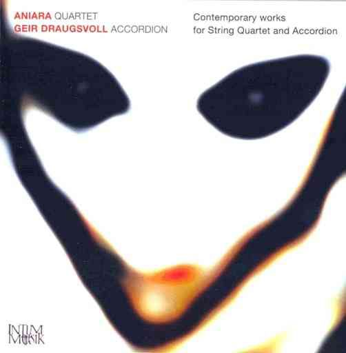 Contemporary Works for String Quartet and Accordion